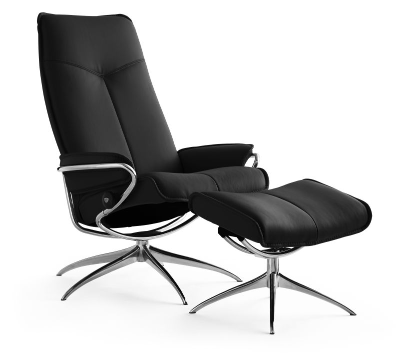 Stressless City Black
